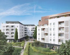 Achat / Vente immobilier neuf Lormont proche centre-ville (33310) - Réf. 3214