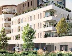 Achat / Vente immobilier neuf Lormont proche Pont Jacques Chaban Delmas (33310) - Réf. 5499