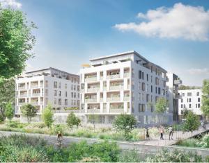 Achat / Vente immobilier neuf Lormont proche rive droite Garonne (33310) - Réf. 2657