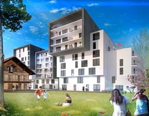 Achat / Vente immobilier neuf Lormont proche tramway A (33310) - Réf. 1337
