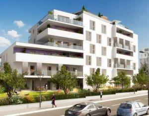 Achat / Vente immobilier neuf Lormont quartier de la Polyclinique TVA réduite (33310) - Réf. 219