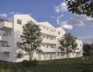 Achat / Vente immobilier neuf Mérignac à 1à min du tram ligne A (33700) - Réf. 5248