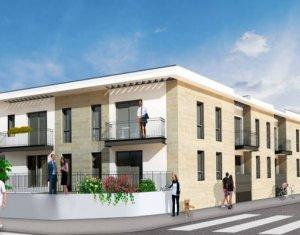 Achat / Vente immobilier neuf Mérignac au cœur du quartier Saint-Augustin (33700) - Réf. 4564
