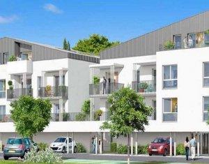 Achat / Vente immobilier neuf Mérignac la Forêt proche école et rocade (33700) - Réf. 920
