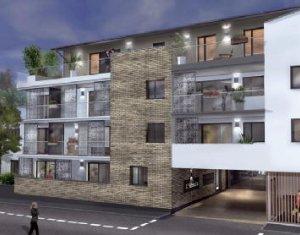 Achat / Vente immobilier neuf Mérignac proche centre-ville (33700) - Réf. 932