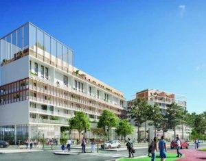 Achat / Vente immobilier neuf Mérignac proche futur tramway (33700) - Réf. 3033