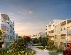 Achat / Vente immobilier neuf Mérignac proche parc de Bourran (33700) - Réf. 3018