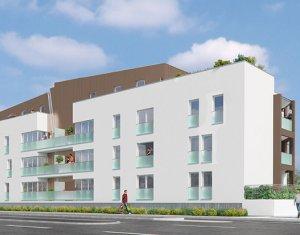 Achat / Vente immobilier neuf Mérignac, rue du Logey (33700) - Réf. 157