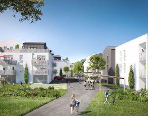 Achat / Vente immobilier neuf Parempuyre centre-ville (33290) - Réf. 1997