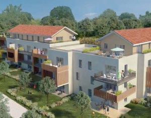 Achat / Vente immobilier neuf Parempuyre Fontanieu (33290) - Réf. 3334
