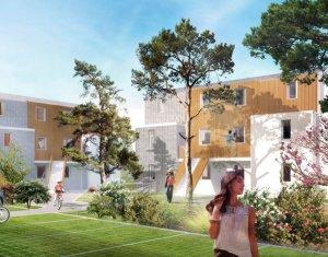 Achat / Vente immobilier neuf Parempuyre proche bois d'Arboudeau (33290) - Réf. 2139