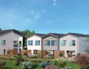 Achat / Vente immobilier neuf Parempuyre quartier Bocage Athéna (33290) - Réf. 1675