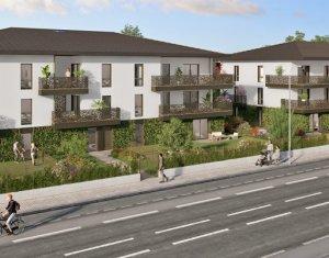 Achat / Vente immobilier neuf Pessac à 10 min de la Forêt du Bourgailh (33600) - Réf. 5889