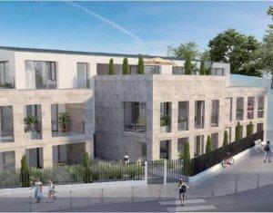 Achat / Vente immobilier neuf Pessac à 500 mètres de la gare (33600) - Réf. 3500
