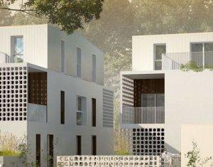 Achat / Vente immobilier neuf Pessac Allouette quartier résidentiel proche commerces (33600) - Réf. 1211