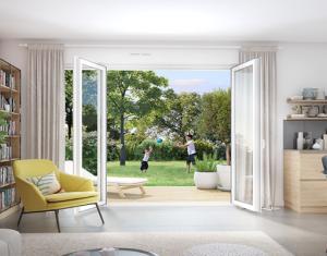 Achat / Vente immobilier neuf Pessac quartier du Monteil (33600) - Réf. 5310