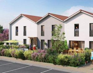 Achat / Vente immobilier neuf Saint-Aubin-de-Médoc proche centre-bourg (33160) - Réf. 3958
