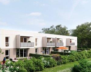 Achat / Vente immobilier neuf Saint-Jean-d'Illac proche du centre bourg (33127) - Réf. 3229
