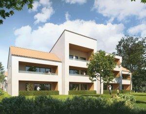 Achat / Vente immobilier neuf Saint-Médard-en-Jalles quartier Hastignan (33160) - Réf. 2172
