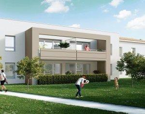 Achat / Vente immobilier neuf Saint-Médard-en-Jalles quartier résidentiel (33160) - Réf. 703