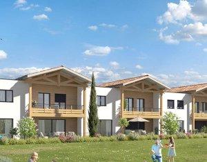 Achat / Vente immobilier neuf Saint-Seurin-sur-l 'Isle à proximité du centre-ville (33660) - Réf. 6247