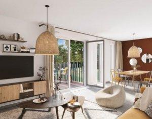 Achat / Vente immobilier neuf Saint Vincent de Paul à 30 min de Bordeaux (33440) - Réf. 5309