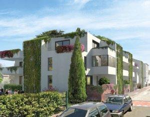 Achat / Vente immobilier neuf Talence à proximité des transports (33400) - Réf. 3688