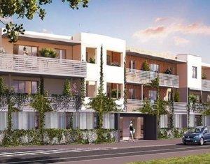 Achat / Vente immobilier neuf Talence Croix de Leysotte (33400) - Réf. 854