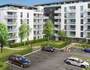 Achat / Vente immobilier neuf Talence proche bois de Thouars et universités (33400) - Réf. 1433