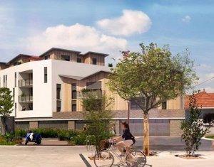 Achat / Vente immobilier neuf Teste-de-Buch centre-ville proche marché couvert (33260) - Réf. 853