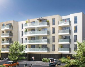 Achat / Vente immobilier neuf Villenave d'ornon proche de la ligne C du tramway (33140) - Réf. 2530