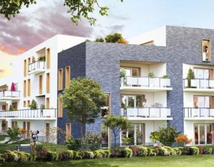 Achat / Vente immobilier neuf Villenave d'Ornon proche du tram Pont de la Maye (33140) - Réf. 2188