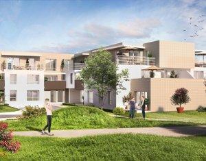 Achat / Vente immobilier neuf Villenave d'Ornon proche Hôpital Robert Picqué (33140) - Réf. 354