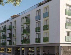 Achat / Vente immobilier neuf Villenave-d'Ornon proche lac Versin (33140) - Réf. 2968