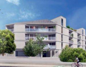 Achat / Vente immobilier neuf Villenave-d'Ornon proche Tram C (33140) - Réf. 2165