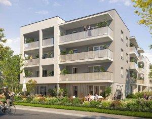 Achat / Vente immobilier neuf Villenave-d'Ornon quartier Bocage (33140) - Réf. 2504