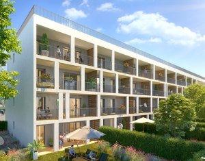 Achat / Vente immobilier neuf Villenave-d'Ornon quartier Pont-de-la-Maye (33140) - Réf. 2163