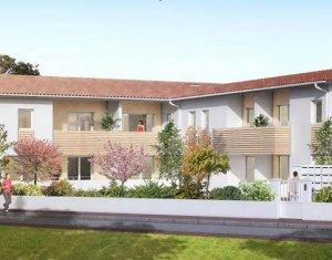 Achat / Vente immobilier neuf Villenave-d'Ornon quartier résidentiel (33140) - Réf. 2274