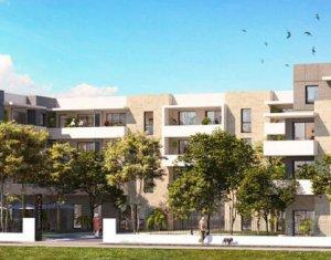 Achat / Vente immobilier neuf Villenave d'Ornon services seniors (33140) - Réf. 2456