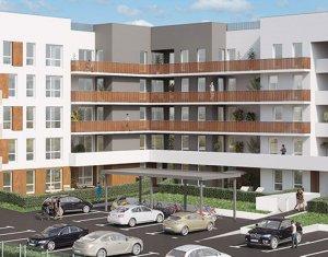 Achat / Vente immobilier neuf Villenave d'Ornon terminus tram C (33140) - Réf. 2654