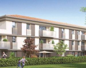 Achat / Vente immobilier neuf Villenave d'Ornon, entre Bocage et Vieux Bourg (33140) - Réf. 5220