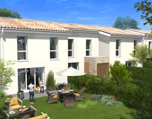 Achat / Vente immobilier neuf Villenave-d'Ornon secteur pavillonnaire calme (33140) - Réf. 6104
