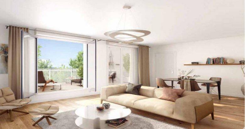 Achat / Vente immobilier neuf Ambarès-et-Lagrave proche du centre-ville (33440) - Réf. 3323