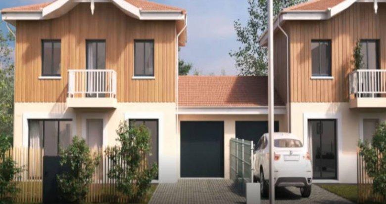 Achat / Vente immobilier neuf Andernos-les-Bains en bordure du Bétey (33510) - Réf. 2909