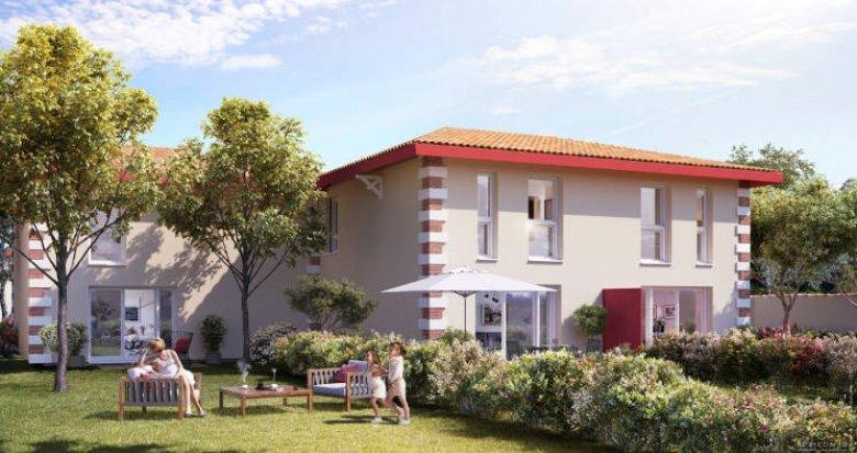 Achat / Vente immobilier neuf Arès à moins de 2km de la plage (33740) - Réf. 5130