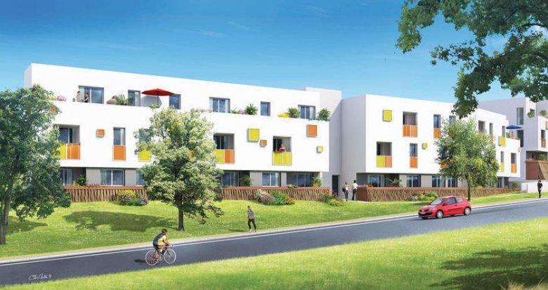 Achat / Vente immobilier neuf Artigues-près-Bordeaux centre (33370) - Réf. 90