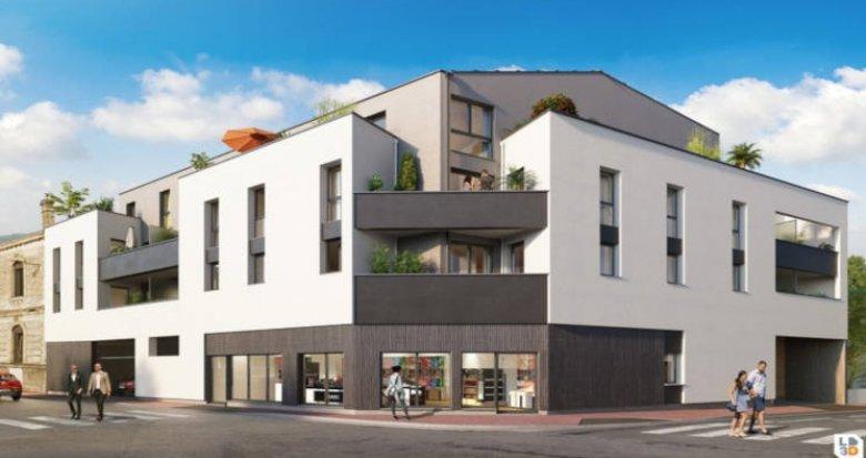 Achat / Vente immobilier neuf Bègles proche Hôpital Robert Picqué (33130) - Réf. 3892