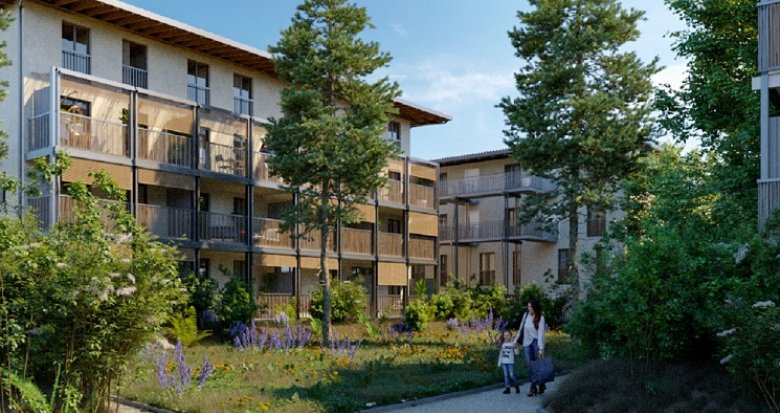 Achat / Vente immobilier neuf Biganos secteur Nouvelle R (33380) - Réf. 4559