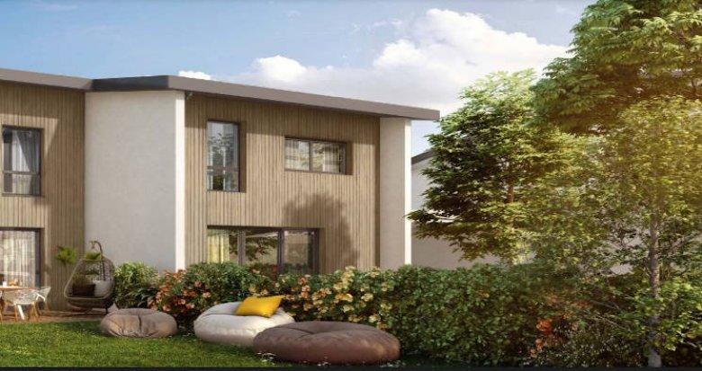 Achat / Vente immobilier neuf Blanquefort proche centre-ville (33290) - Réf. 4337