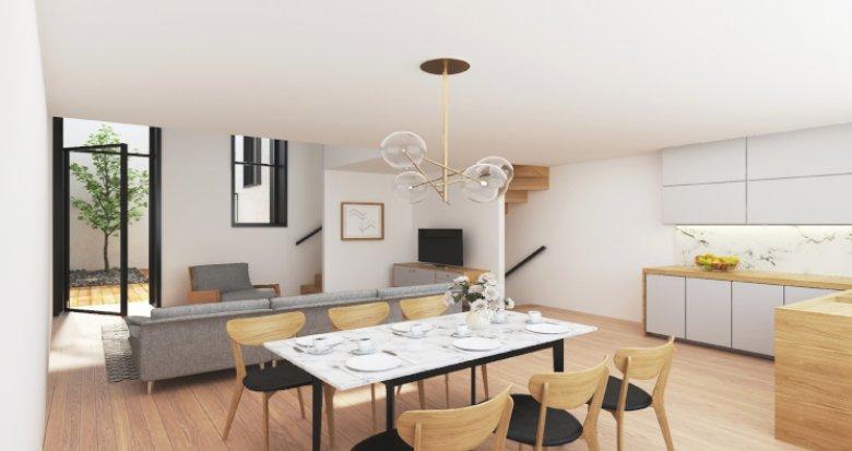 Achat / Vente immobilier neuf Bordeaux à 200m station Tram Victoire (33000) - Réf. 5306